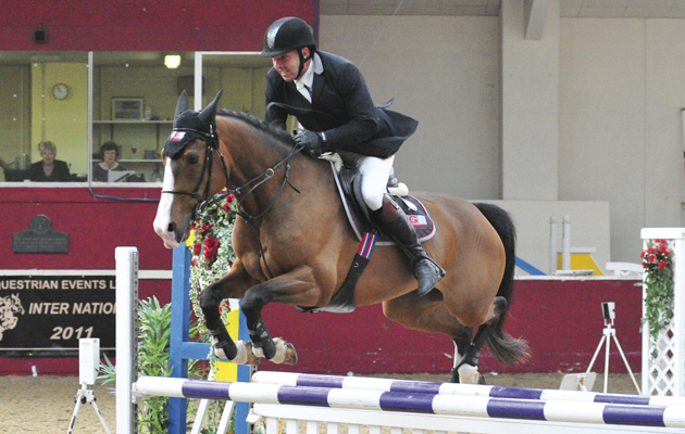 Russell Pearson and White Bless win the bronze tour small grand prix at Towerlands Amateur Championships 2011