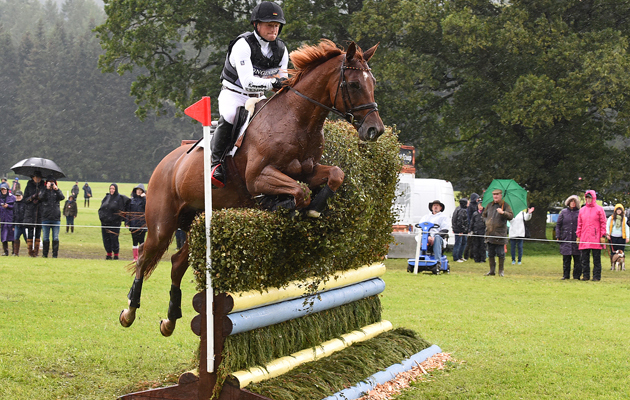 Michael JUNG (GER) riding fischerTakinou, during the Cross Country phase of the Longines FEI European Eventing Championship 2015 at Blair Castle, in Blair Atholl near Pitlochry in Perthshire, Scotland, UK , on 9th September 2015