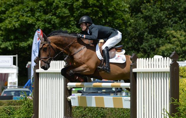 michael whitaker horses