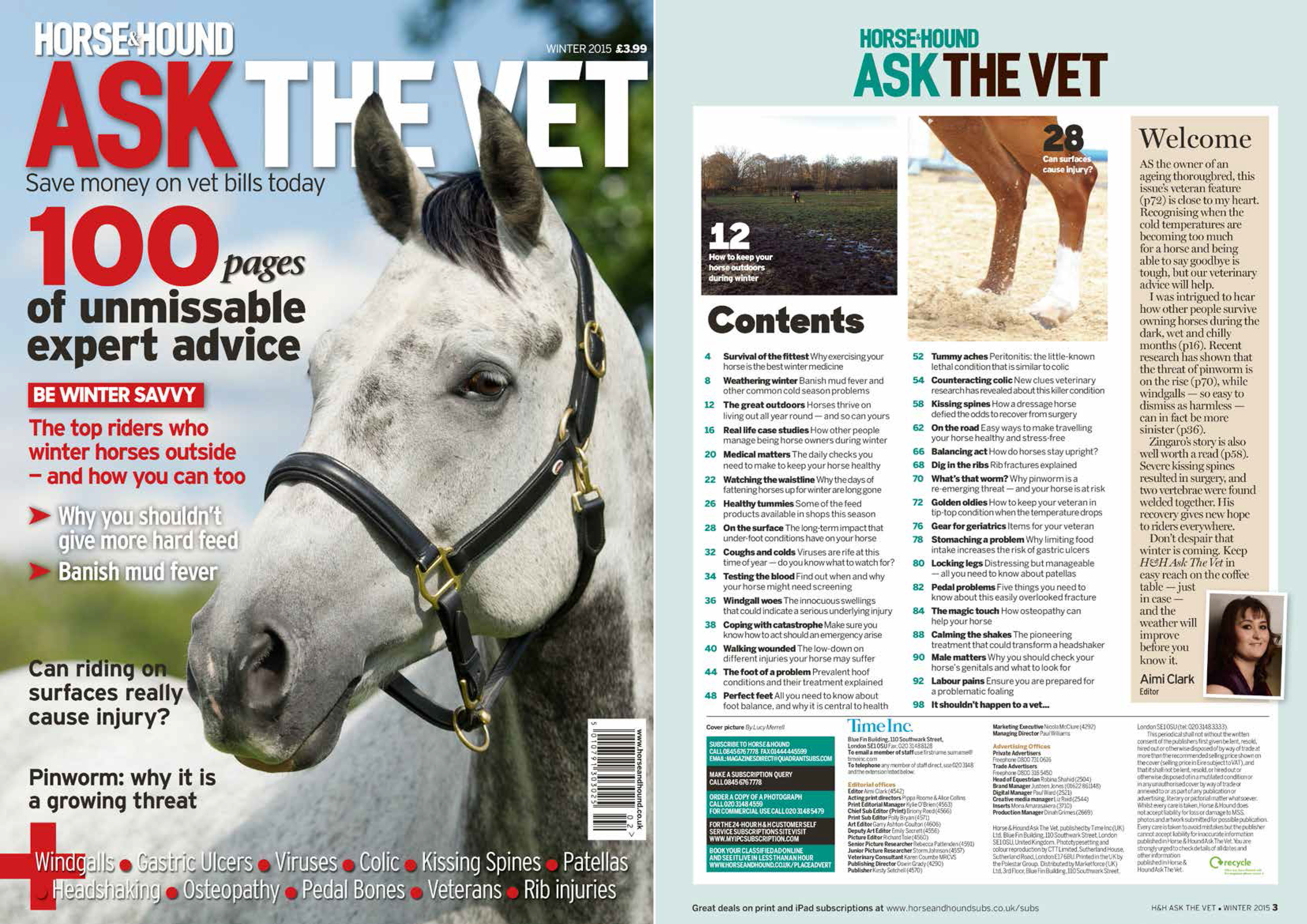 H&H Ask The Vet