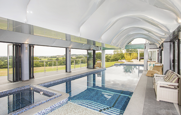 Fancy a gym at home one of these fabulous properties