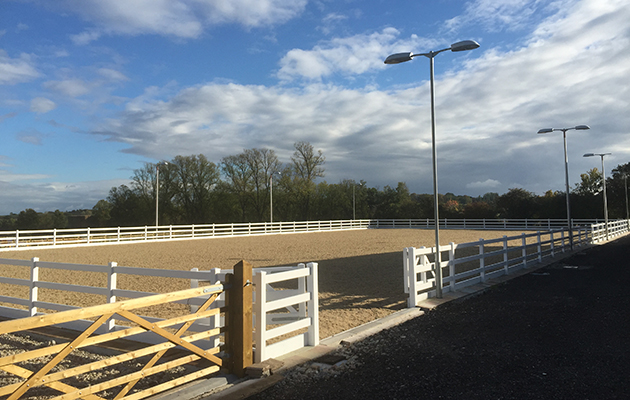 Planning Permission What Lights Can You Have On Your Arena Horse Hound