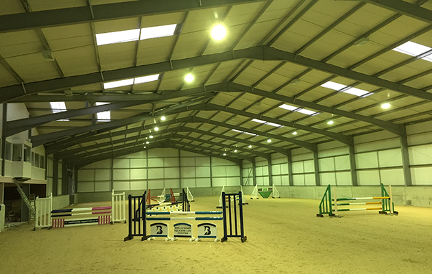 New Centre Provides Welcome Boost For Riders In The East
