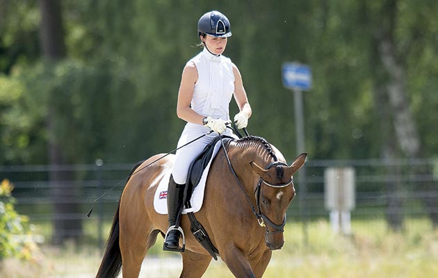 No more 'boil in the bag' after British Dressage relaxes jacket ...