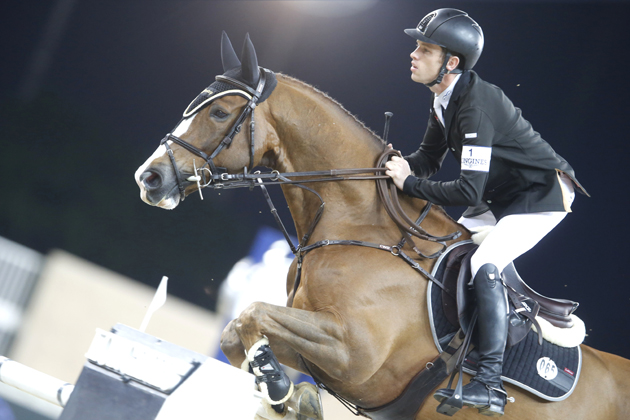 Olympia showjumping entries