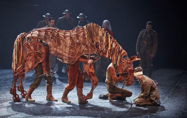 Final War Horse play will help preserve real WW1 stables - Horse ...