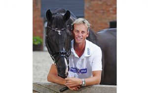 Carl Hester  & Uthopia shoot - cover possibilities, head shot and portrait of carl