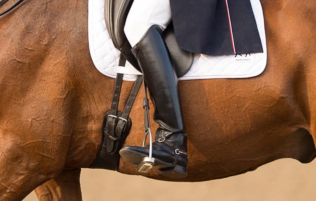 Michael Eilberg & Marakov (314) - Horse Health Grand Prix Freestyle Championship - LeMieux National Dressage Championships 2014 - Stoneleigh Park, Warwickshire, United Kingdom - 21/09/2014 © Jon Stroud Media 2014, all rights reserved