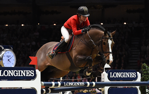 OLYMPIA 2015 - THE LONGINES FEI WORLD CUP™ presented by H&M
