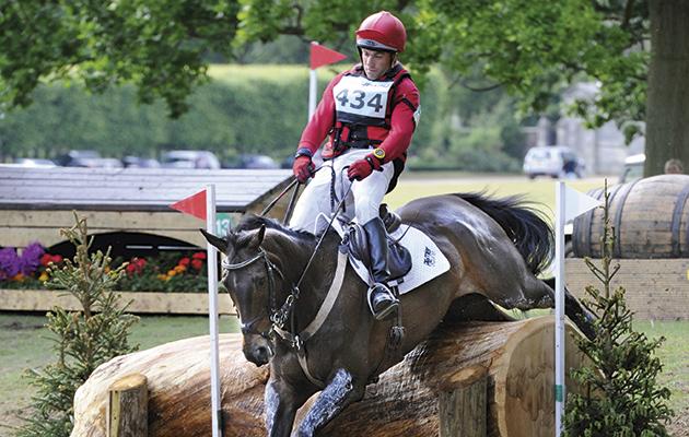 Houghton International Horse Trials, 28 May 2011