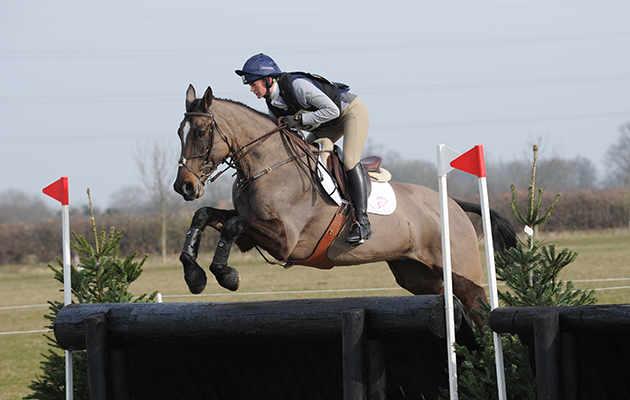 Oasby Horse Trials 12-15.03.2015 Archive No : TR 901