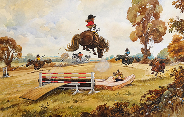 That Spring Feeling © Norman Thelwell-2