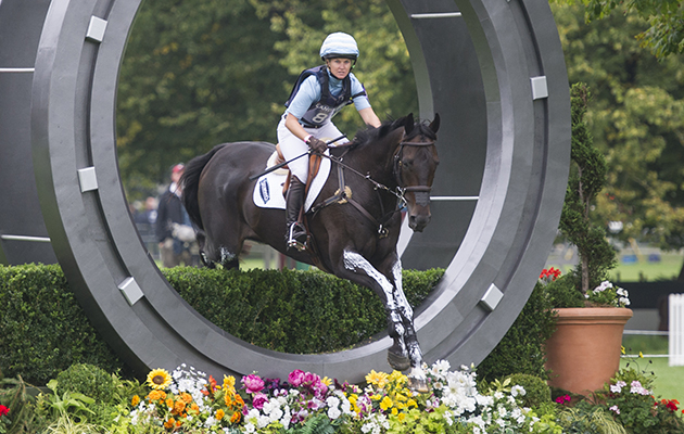 Burghley Horse Trials 2014