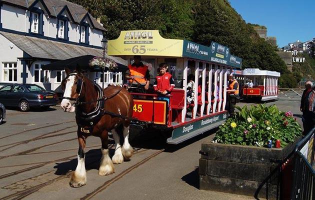 Douglas Bay Horse Tramway
