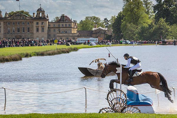 Badminton Horse Trials is a favourite in the British Eventing calendar for many riders