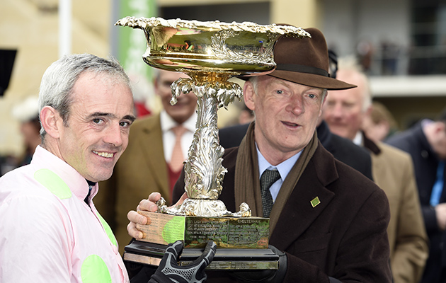 Ruby Walsh hangs up his racing boots after a 24-year career