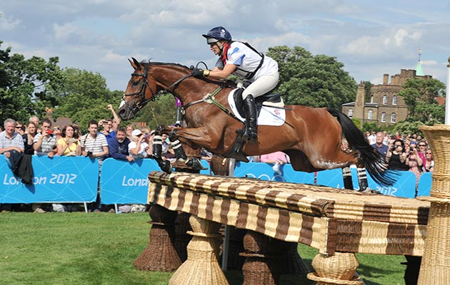 Zara Tindall out of Burghley Horse Trials - Horse & Hound