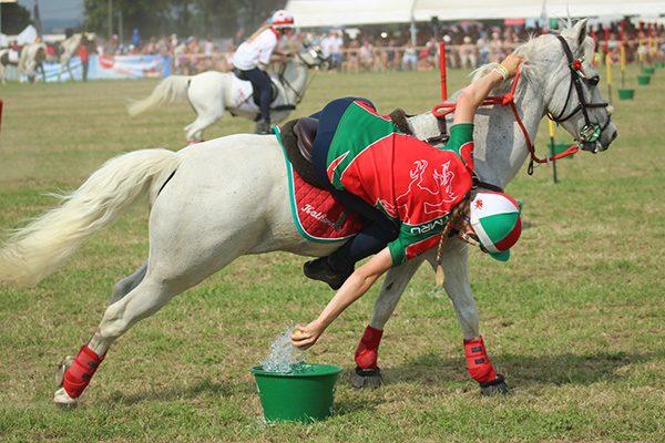 Mounted Games