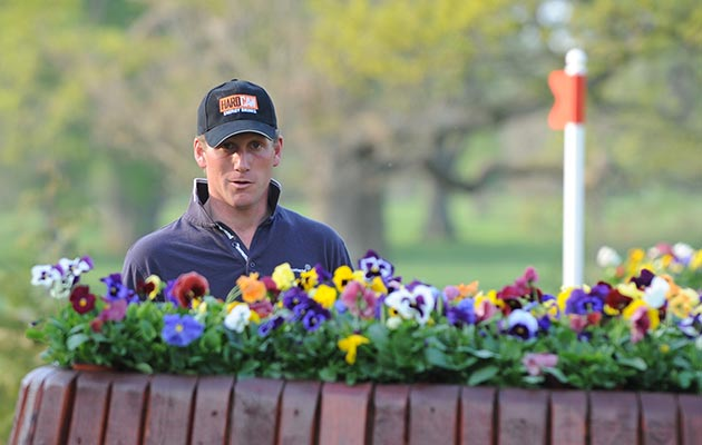OLIVER TOWNEND WALK THE COURSE