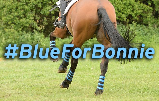 #blueforbonnie