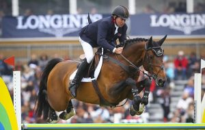 Nick SKELTON (GBR). BIG STAR