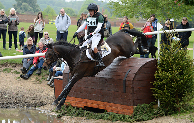 Simon Grieve (GBR) riding DRUMBILLA METRO in the CICO *** Section D of the Houghton International Horse Trials at Houghton Hall near Kings Lynn in Norfolk, UK between 26th - 29th May 2016