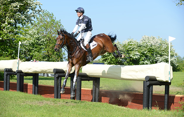 William Fox-Pitt and Little Fire win the CCIYH* at Tattersalls 2016. Picture by Prime Photography