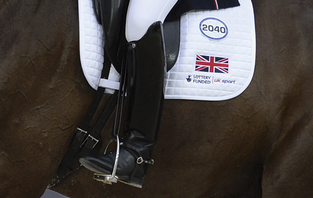 british dressage rules 2019