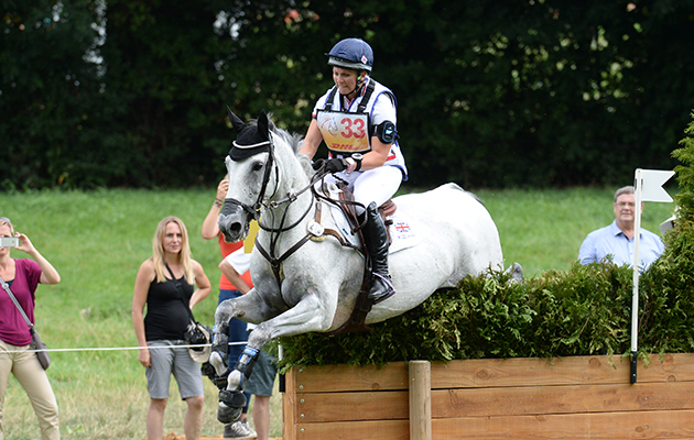 Gemma Tattersall and Quicklook V at Aachen 2015