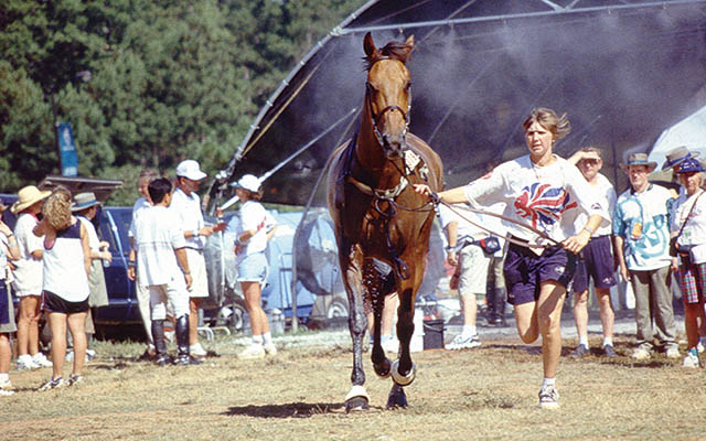 TO USE-british horse atlanta games 1996