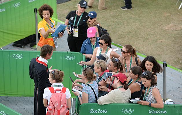 William Fox-Pitt Rio Olympics