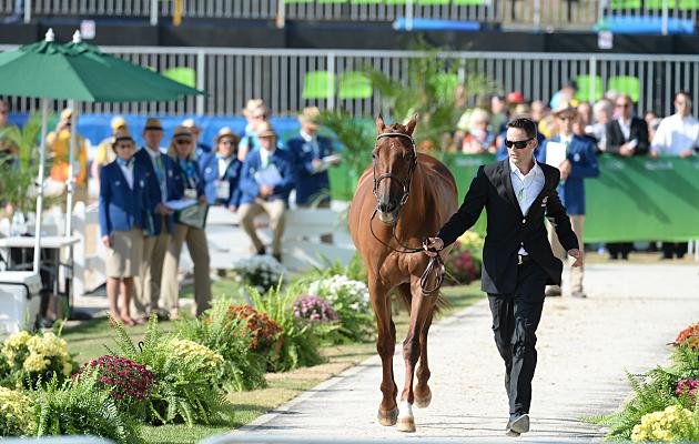 Rio Olympics Jock Paget Clifton Lush