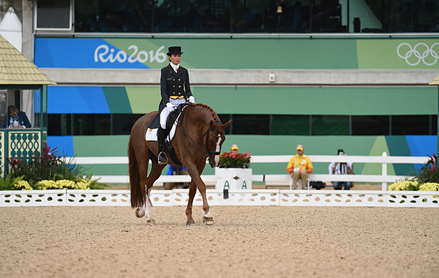 Beatriz Ferrer-Salat Spain dressage rider