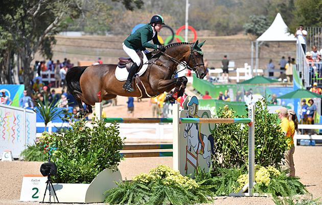 Greg Broderick Rio Olympics