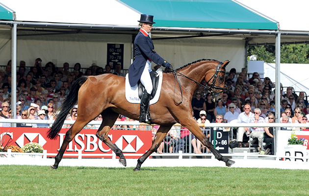 Zara Phillips and High Kingdom (102
