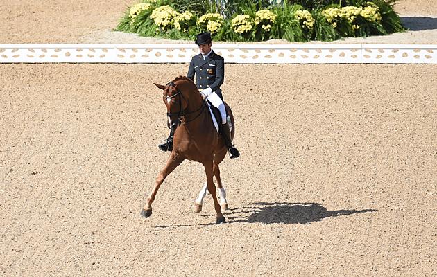 Severo Jesus Jurado Lopez Spain dressage rider