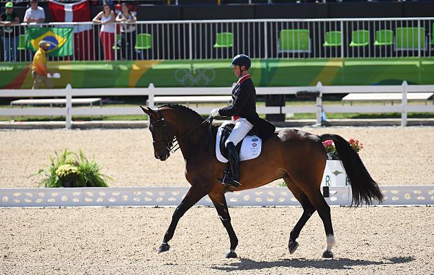 Carl Hester Nip Tuck Rio Olympics