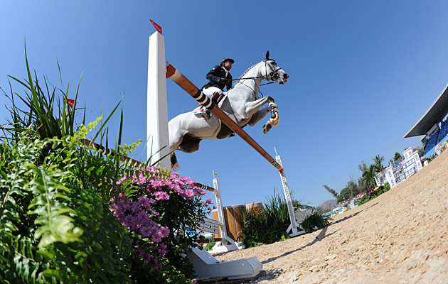 Phillippe Rozier France showjumper