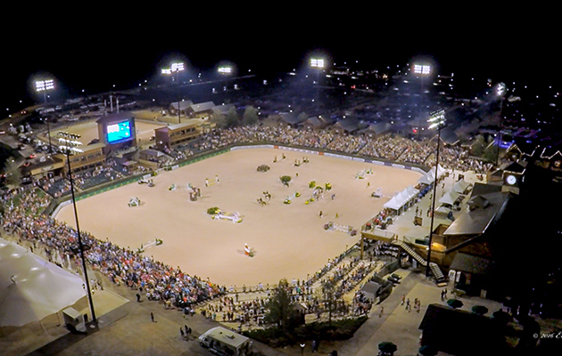 Tryon International Equestrian Centre