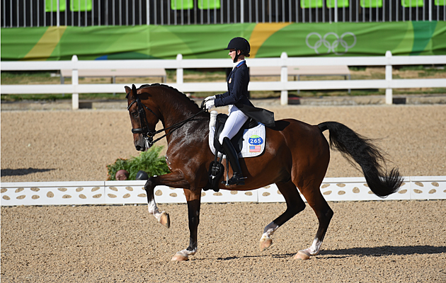 Laura Graves USA dressage rider