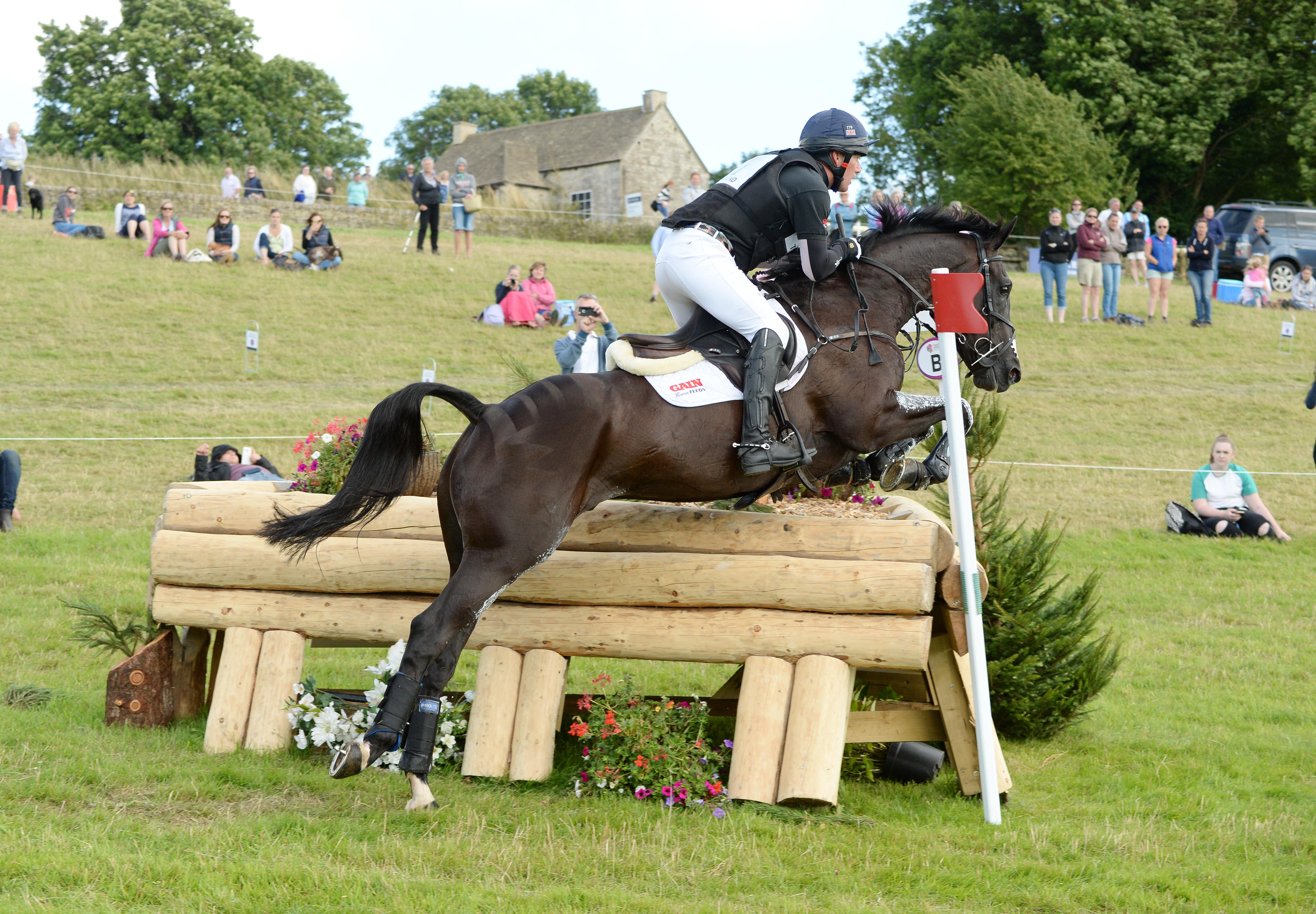 Visit Festival of British Eventing