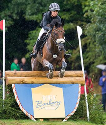 Blenheim cross-country results Bettina Hoy