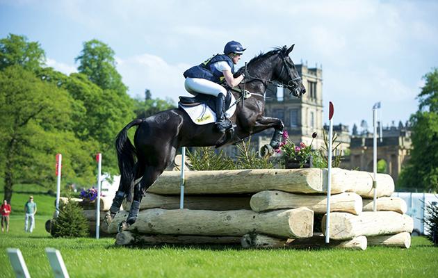 2014: Chatsworth Horse Trials