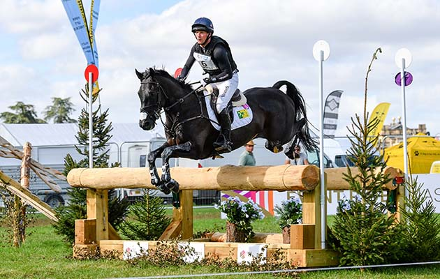 Oliver Townend riding Cillnabradden Evo secure the over ERM series