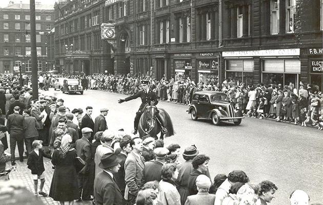 Merseyside Mounted Police
