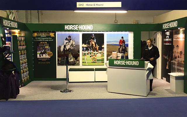 Trade Stands Olympia : Win a £ k equestrian wardrobe — and other reasons to visit