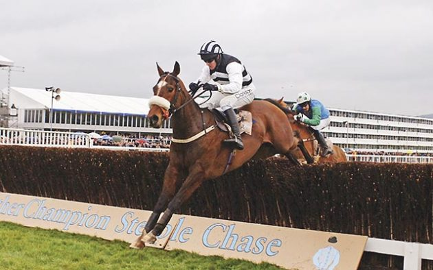 Moscow flyer ridden by barry geraghty