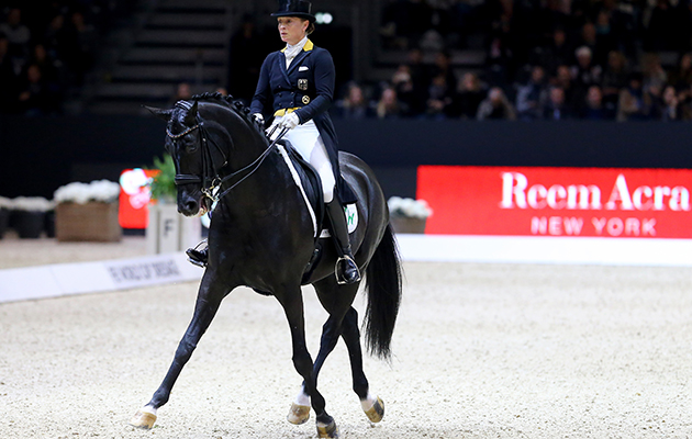 FEI World Cup Dressage™ Lyon Isabell Werth