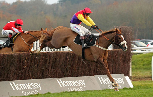 Hennessy Gold Cup sponsorship
