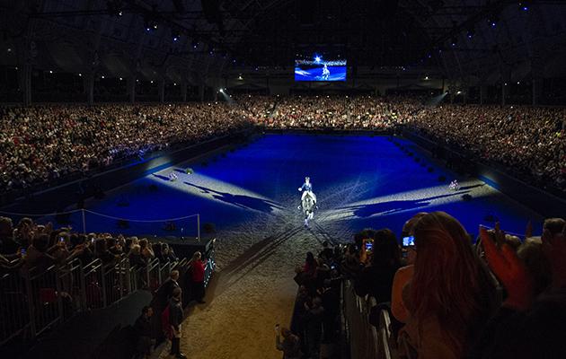 Valegro retires olympia horse show boxes